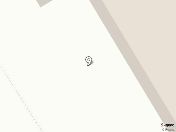 Ложки на карте Ложек
