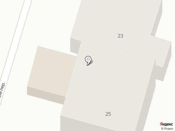 Продовольственный магазин на карте Анапы