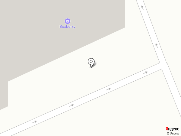 Городок на карте Дедовска