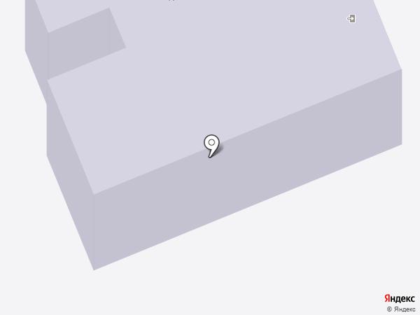 Детский сад №12 на карте Дедовска