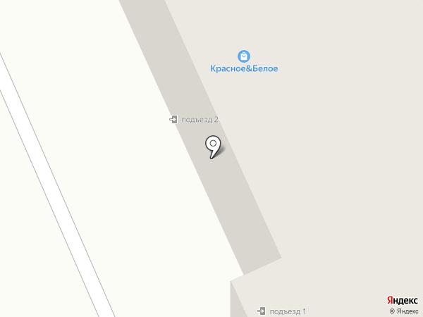 Продовольственный магазин на карте Дедовска