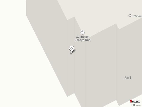 Статус Qво на карте Дедовска