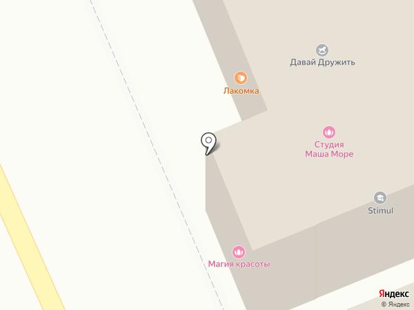 Stimul на карте Дедовска