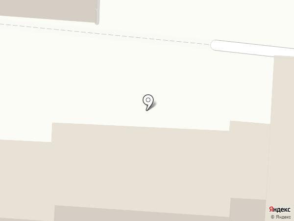 Ласковый берег на карте Анапы