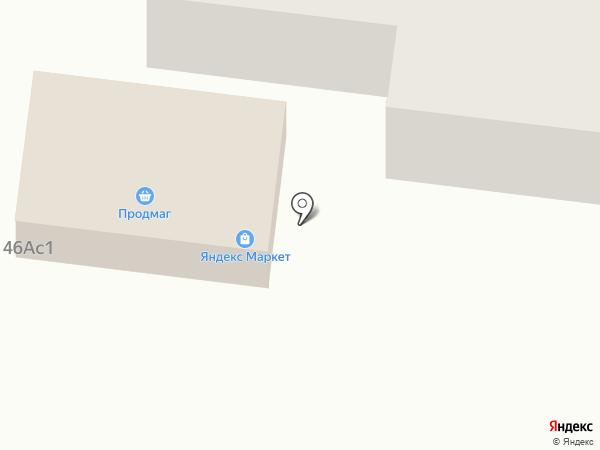 В Дубках на карте Алабушево