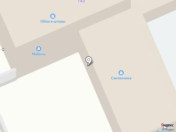 Парус на карте Дедовска