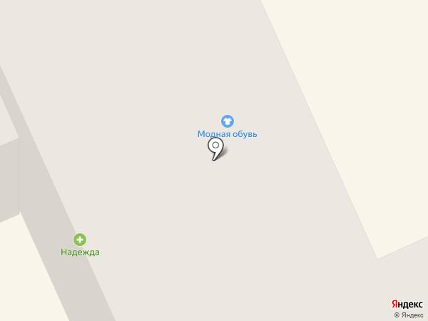Мужское решение на карте Дедовска