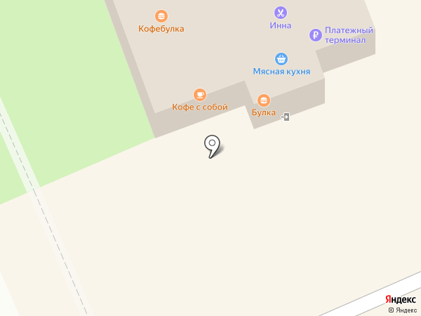 Альянс связь на карте Дедовска