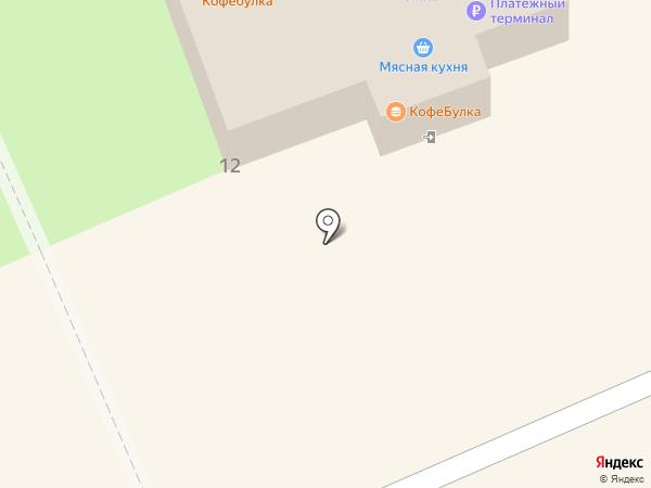 Булка на карте Дедовска