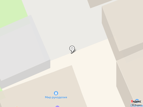 Шнурок на карте Дедовска