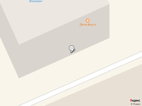 Магазин мяса на карте Дедовска