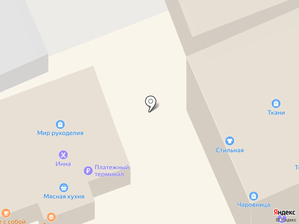 Магазин фруктов и овощей на карте Дедовска