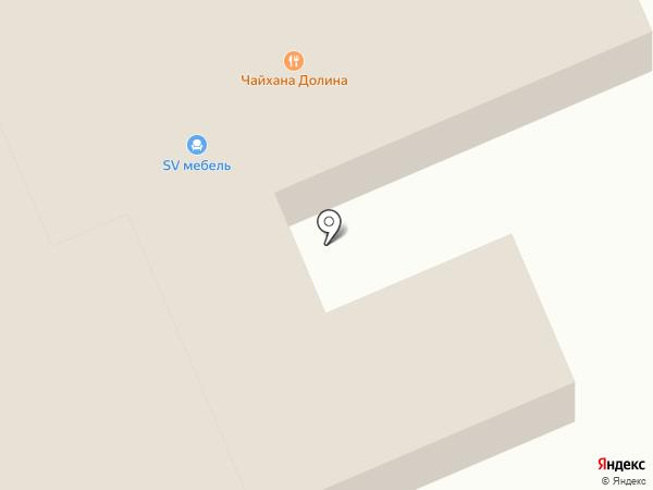 Мегаполис на карте Дедовска