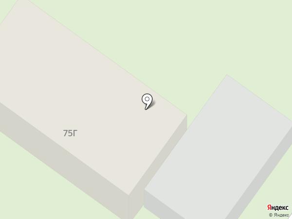 Дедовское кладбище на карте Дедовска