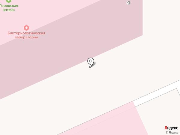Центральная городская больница на карте Дедовска