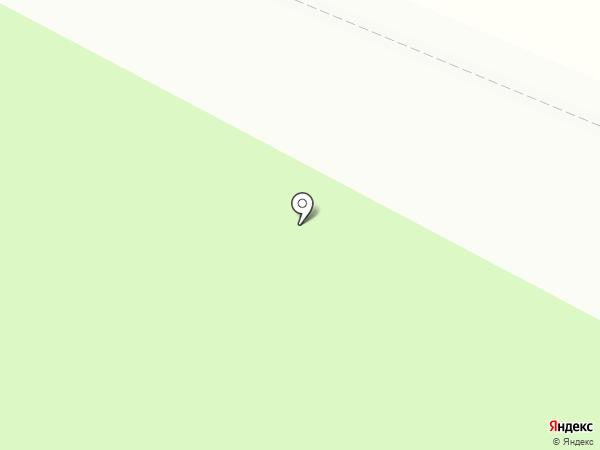 Пиния на карте Дедовска