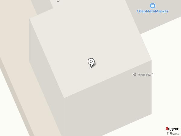 Роникон на карте Дедовска