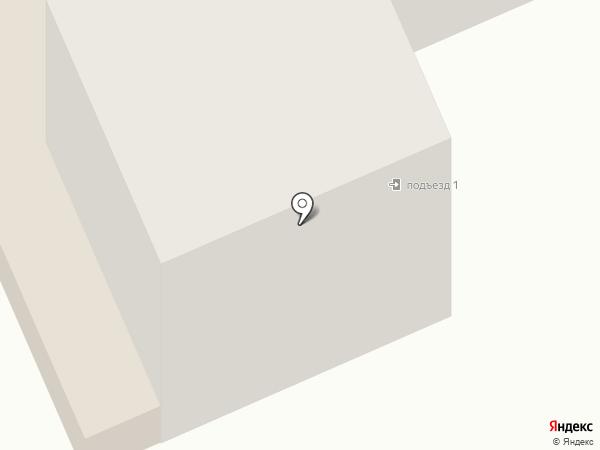Светлый дом на карте Дедовска
