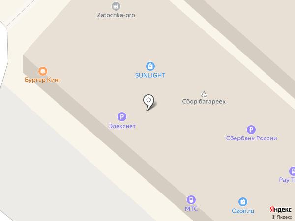 CyberPlat на карте Дедовска