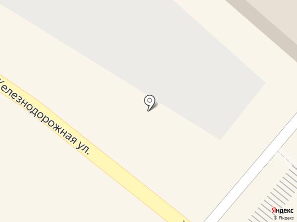 Магазин кондитерских изделий на карте Дедовска