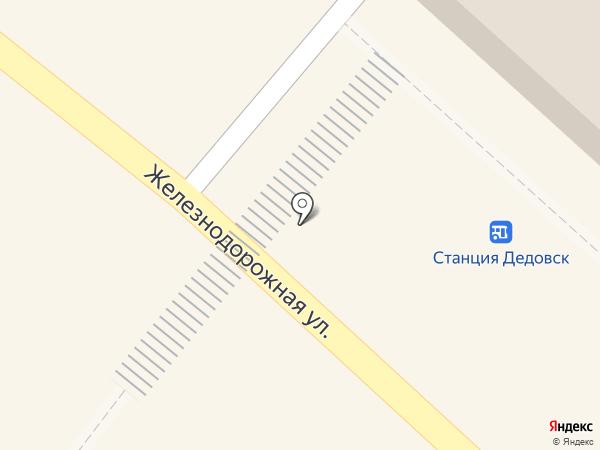 Продуктовый магазин на карте Дедовска