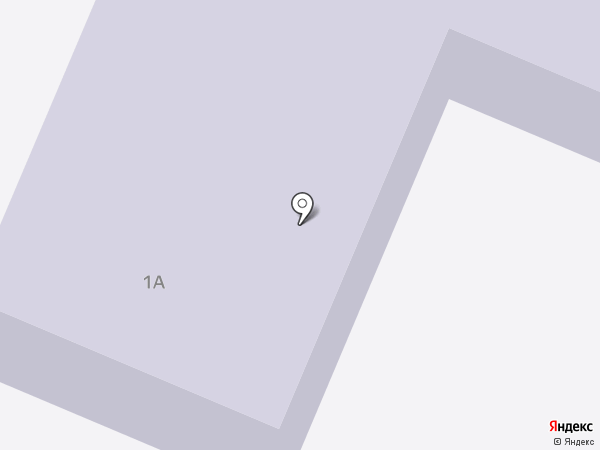 Дедовская средняя общеобразовательная школа №1 на карте Дедовска