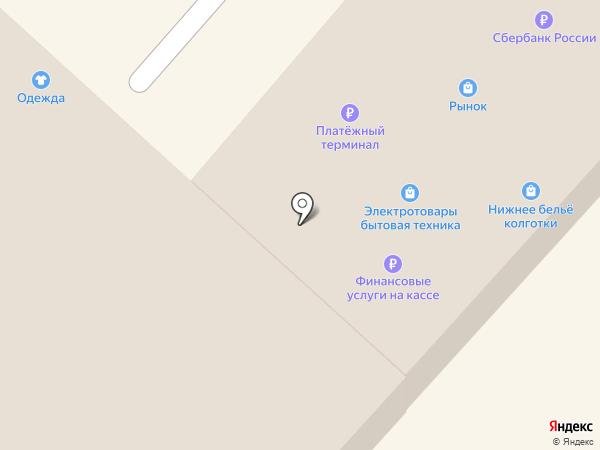 Магазин посуды на карте Дедовска