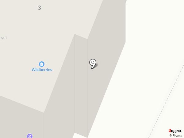 Суши Мото Мото на карте Дедовска