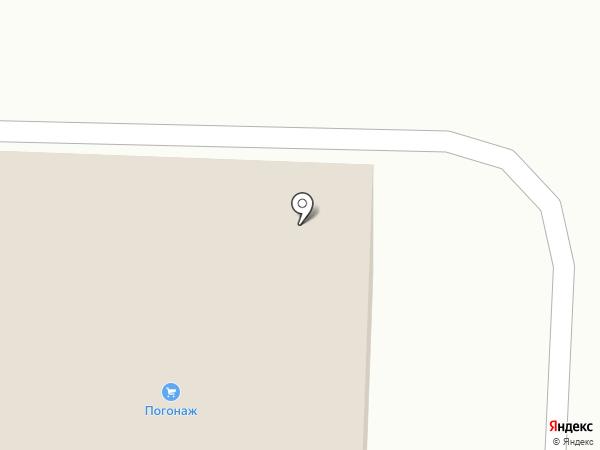 Пожарная часть №267 на карте Андреевки