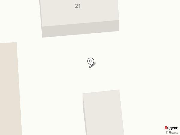 Кекс на карте Андреевки