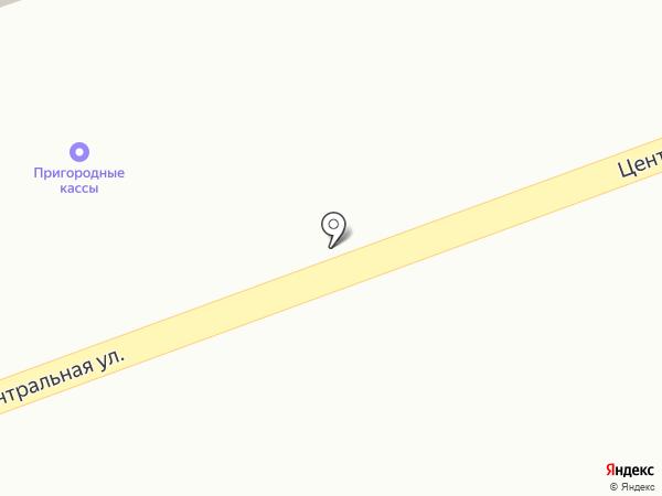 Алабушево на карте Алабушево