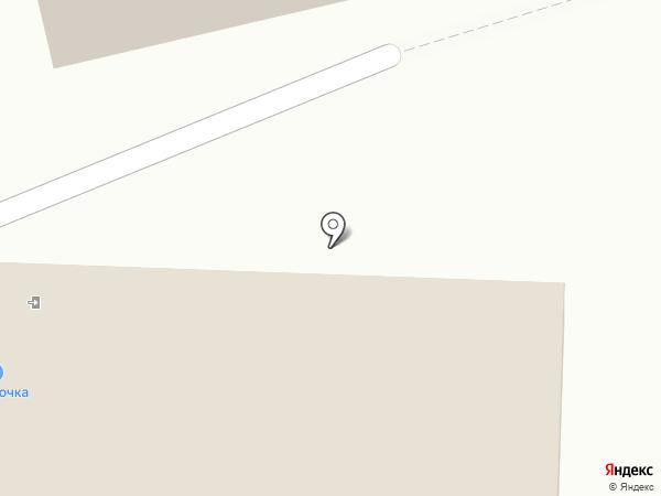 Мерси на карте Андреевки