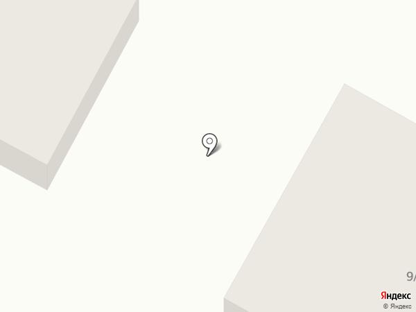 Серебряная роща на карте Дедовска