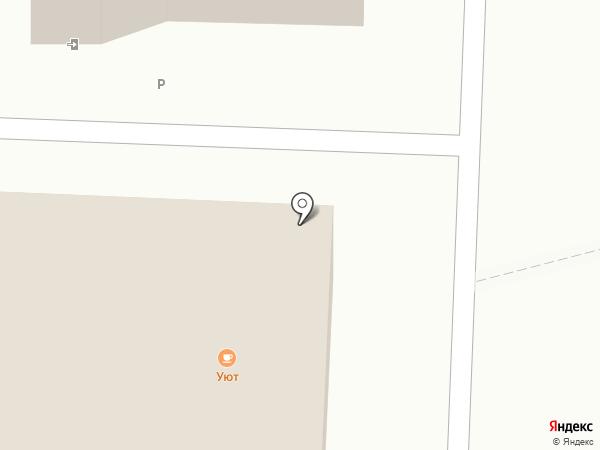 Мамино Солнышко на карте Андреевки