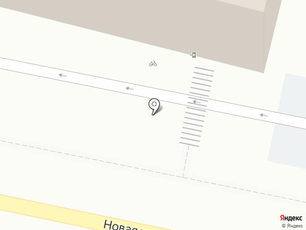 Мебельный салон на карте Нахабино