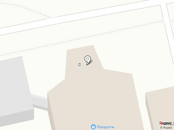 Пятый угол на карте Брёхово