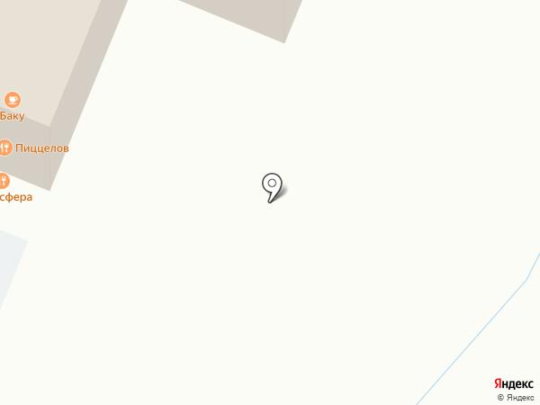 Русь на карте Дедовска