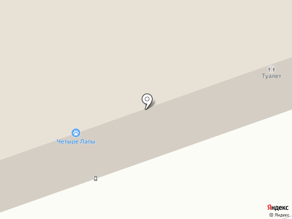 Stolline на карте Андреевки