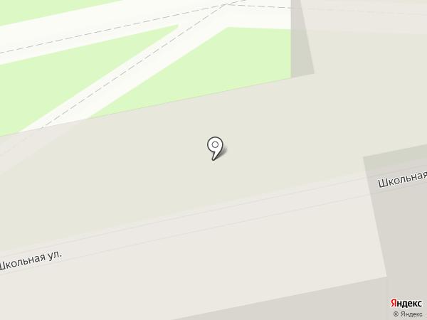 Сбербанк, ПАО на карте Нахабино