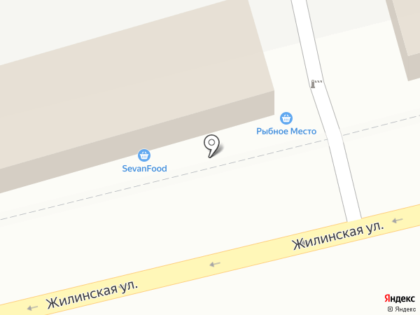 Любимый ноготок на карте Андреевки
