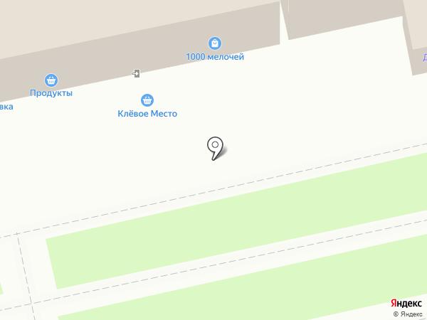 Особа на карте Нахабино