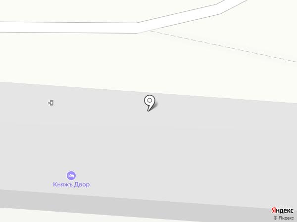 Diamond на карте Андреевки