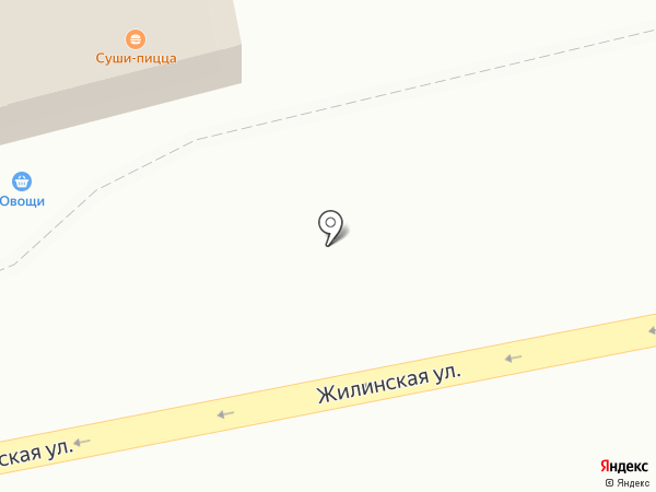 ЮНИСТРИМ на карте Андреевки