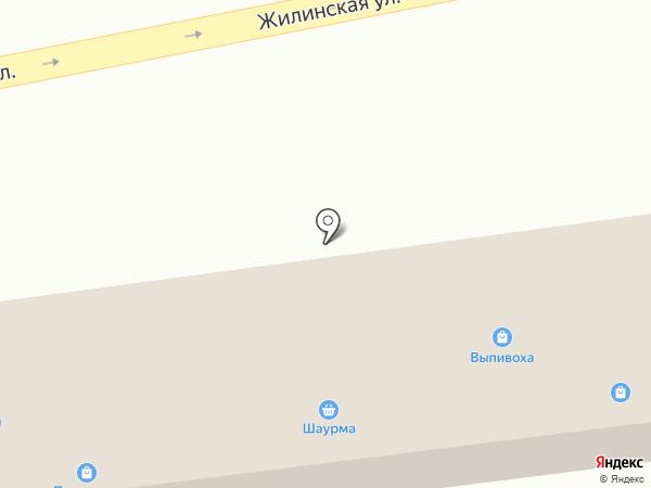 На Андреевке на карте Андреевки