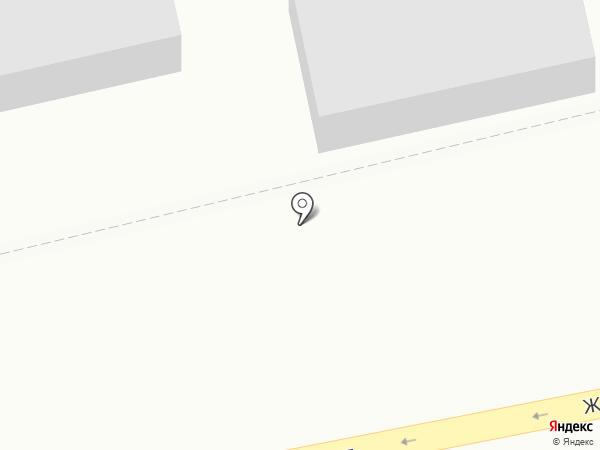 Магазин одежды на карте Андреевки