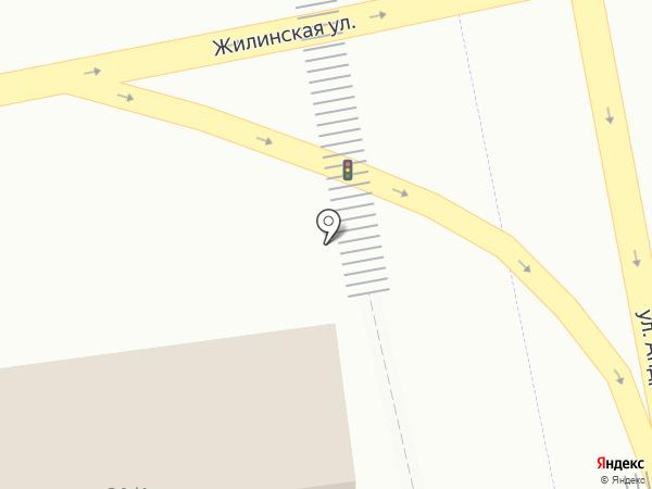 Салон цветов на карте Андреевки