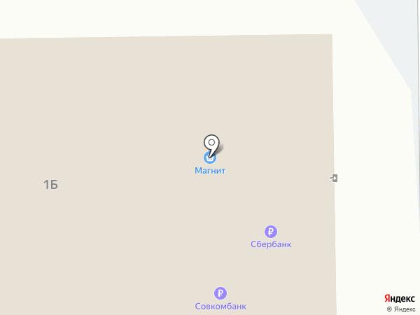 три К на карте Нахабино