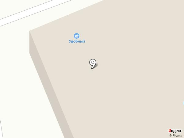 Удобный на карте Дурыкино