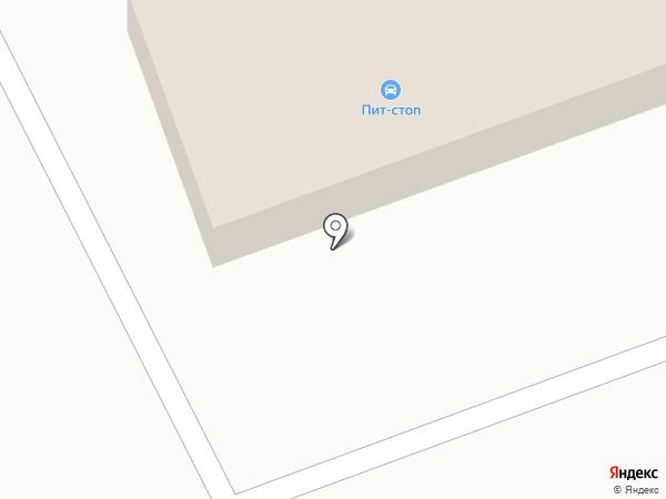 Пит-Стоп на карте Дурыкино