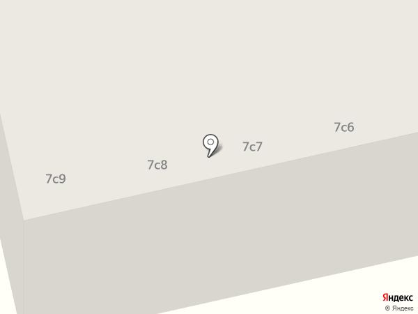 Академия Парк на карте Москвы